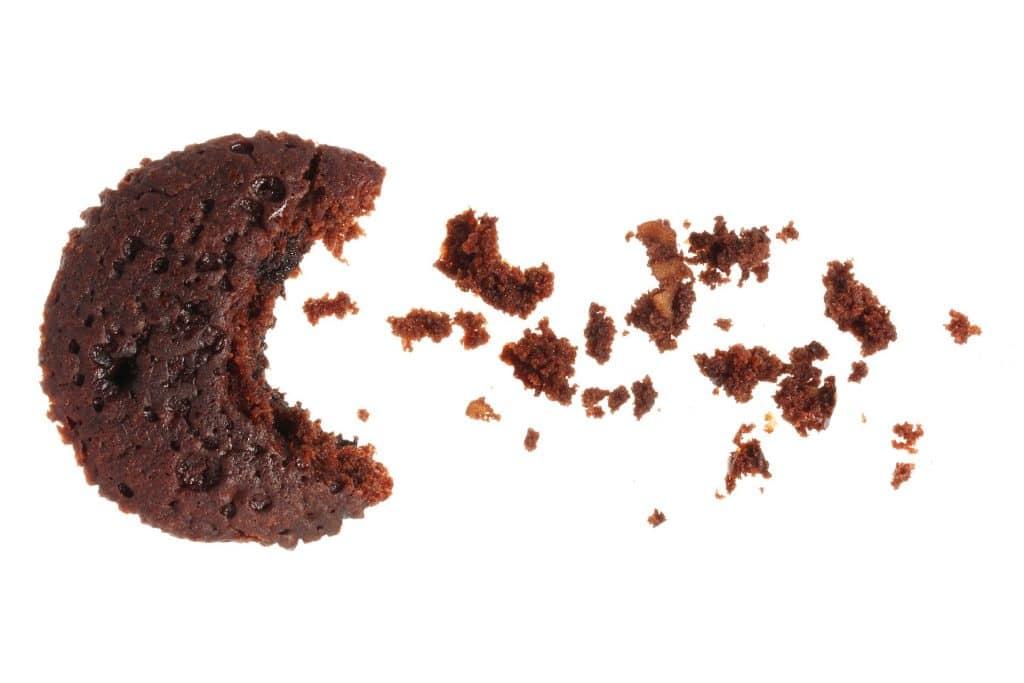 cookie pacman